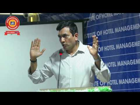 Chef SANJEEV KAPOOR Speech Part 1