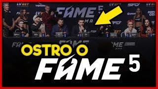 OSTRO O FAME MMA 5! - RAFT #6 /w AdameK