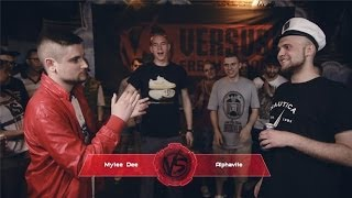 VERSUS: FRESH BLOOD (Mytee Dee VS Alphavite) Round 1