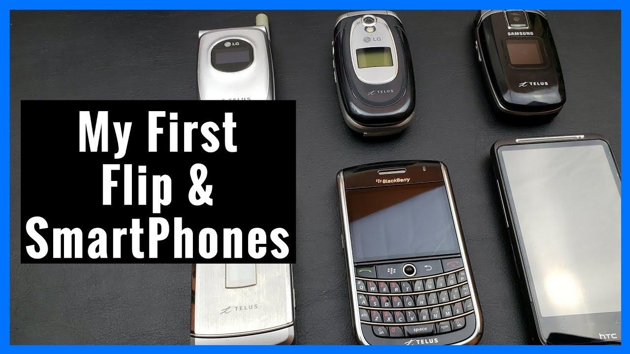 3eef8ecab My First Flip   SmartPhones - Retro   Old Phone Review