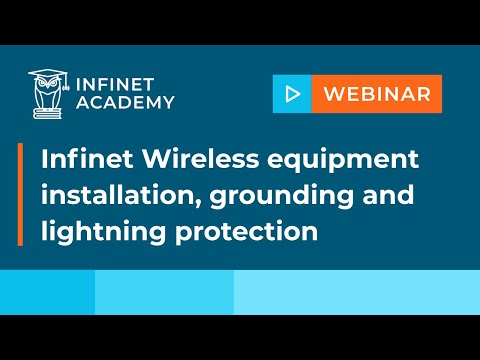 InfiNet Wireless Equipment Installation, Grounding And Lightning Protection