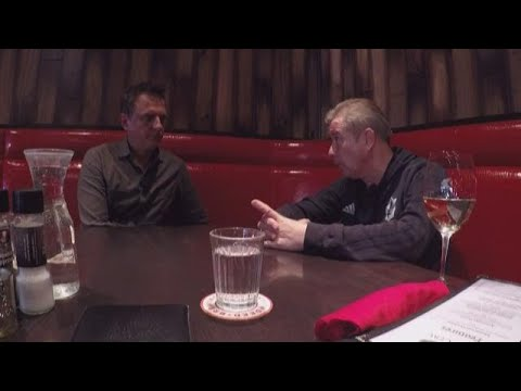 Minnesota United coach Adrian Heath talks with Perk: Yo Adrian! Extended Cut