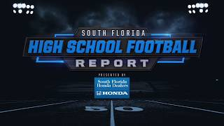 South Florida High School Football Report: Big test for St. Thomas Aquinas in opener
