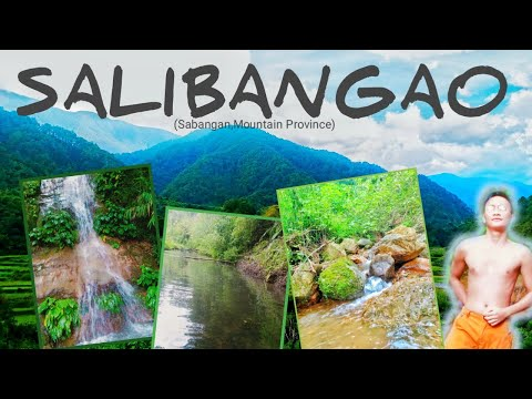 SALIBANGAO - SABANGAN,MOUNTAIN PROVINCE|TRAVEL VLOG|LIFE IN THE PROVINCE