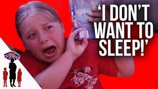"""I WANT MY VIDEO!"" Daughter Has Meltdown At Bedtime 