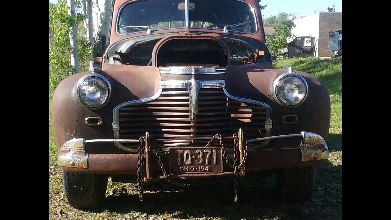 1941 chevy 2dr lands on a hemi awd 4x4
