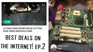 Silly People TRY to sell PCs + Junk On The Internet Ep.2