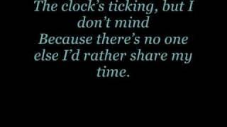 Tom Felton - Time well Spent lyrics