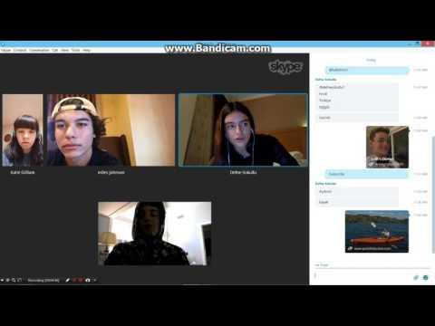 Skype Turkey partnership Part #2