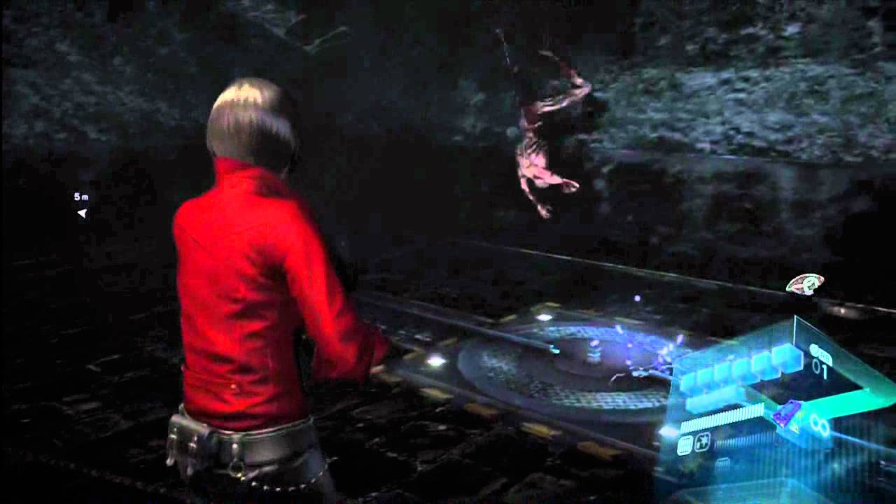 Resident Evil 6 Ada Wong Puzzles Chapter 2 Youtube