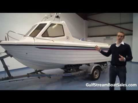Warrior 165 For Sale -- Water Test And Walk Through By GulfStream Boat Sales
