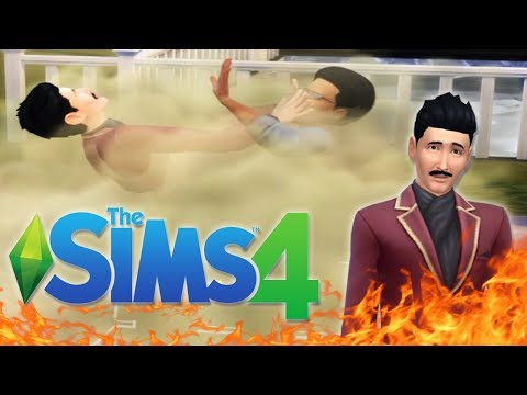 THIS DUDE MORTIMER CAME TO MY HOUSE... | The Sims 4 | Season 2 - Episode 12 thumbnail