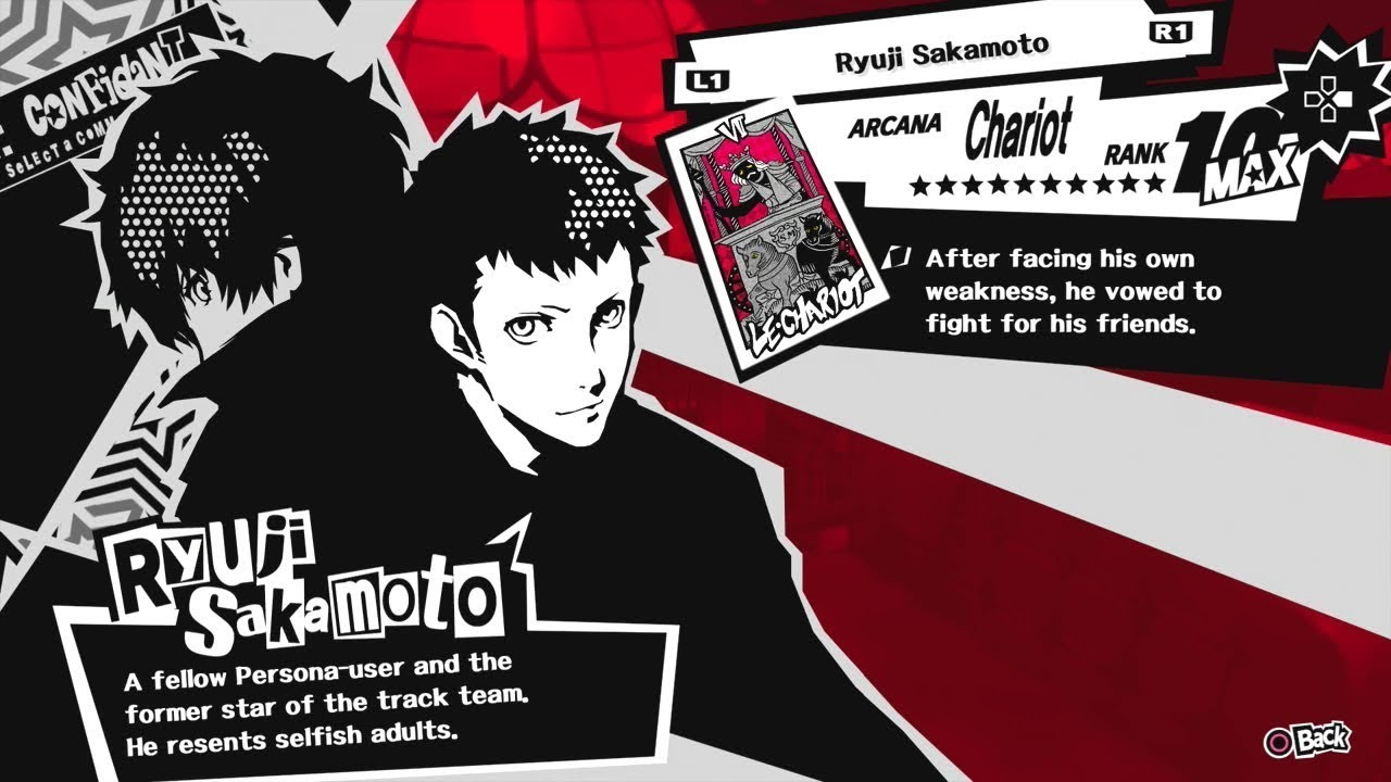 Persona 5 - Best Confidants in the Game
