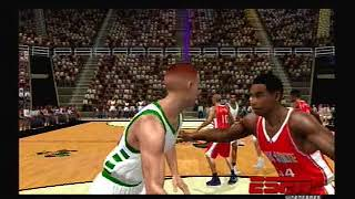 College Hoops 2K5 American Made Lumberjacks vs Ohio State Buckeyes