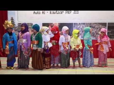 Drama Musikal Pentas Budaya Bali, TK JIS PKP