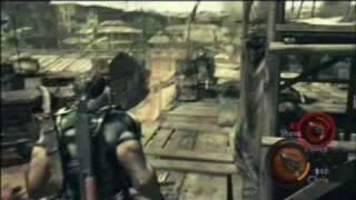 Resident Evil 5 Demo Gameplay Part 1