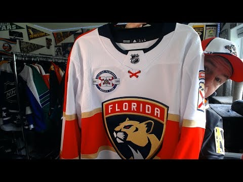 The Jersey History Of The Florida Panthers