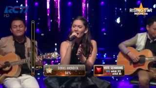 "CND ""Bintang Hidupku"" Bip - Rising Star Indonesia Top12 Eps 16"