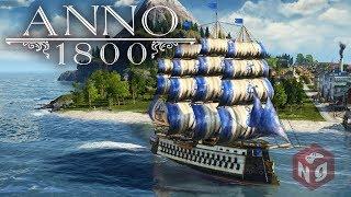 Anno 1800 - Военная мощь и экспедиция в неизвестность! #6