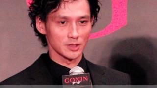 映画『GONIN サーガ』完成報告記者会見に東出昌大、桐谷健太、土屋アン...