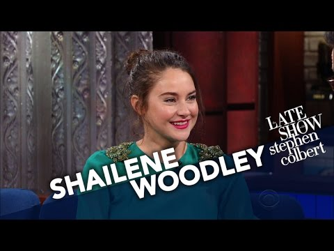 Shailene Woodley Has Second Thoughts About Her Mugshot fragman