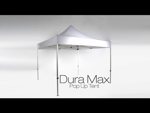 sc 1 st  YouTube & Dura Max Pop Up Tent Frame - YouTube