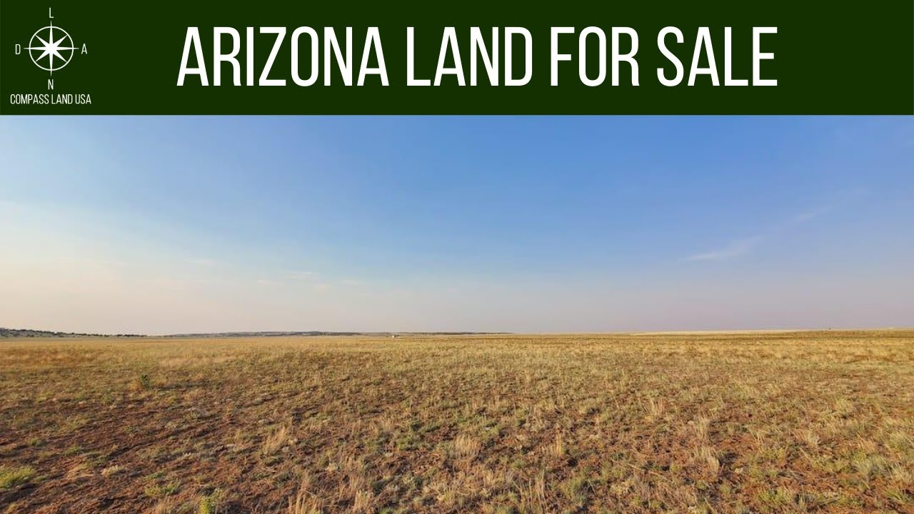 SOLD By Compass Land USA - 5.06 Acres Land for Sale In Concho Apache County Arizona