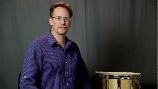 Introduction to LJ Hutchen Drum Book 1 - Beginning Snare Drum Lesson thumbnail