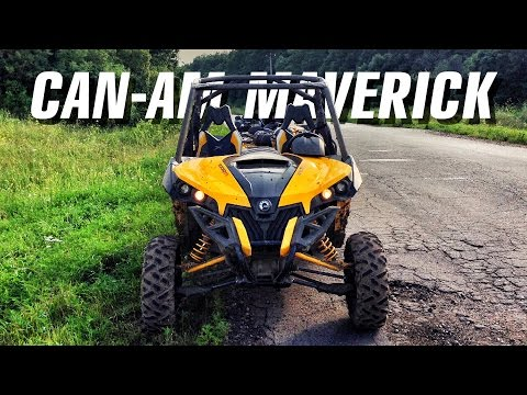 ATV Saltov #13 | BRP Can-Am Maverick 1000 & Yamaha Rhino 700 | GoPro | Квадроциклы