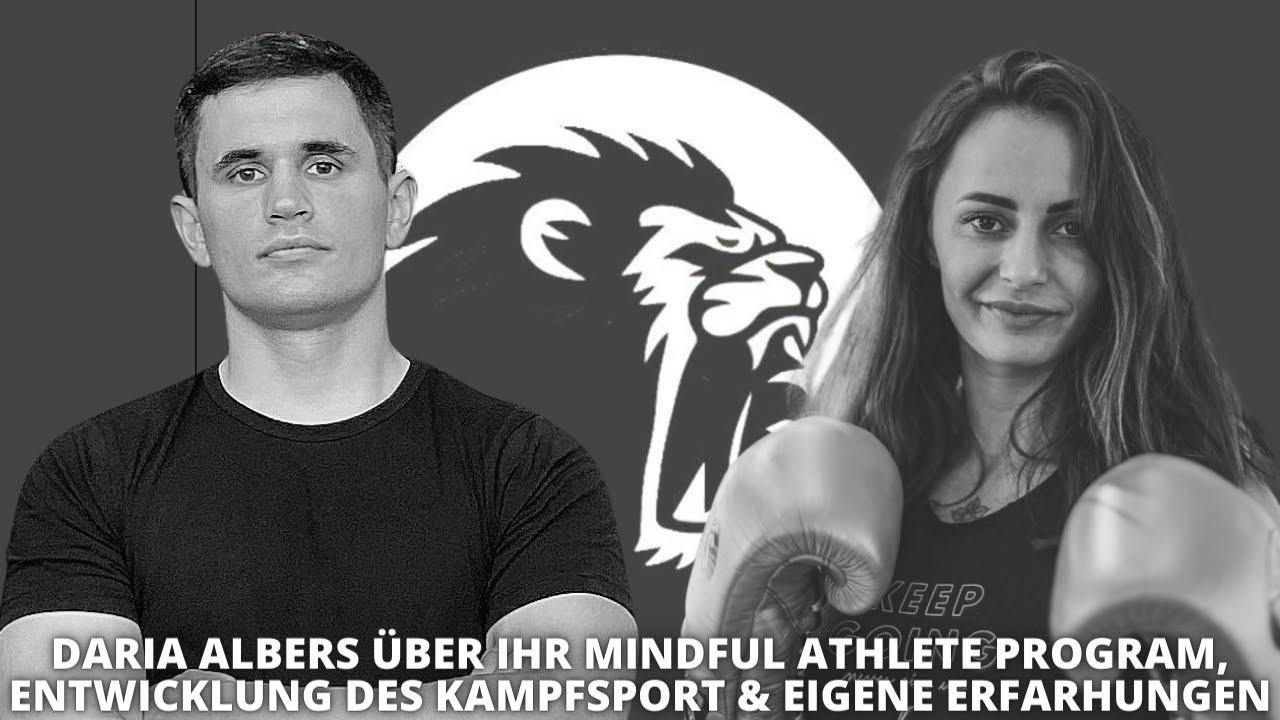 Interview mit Daria Albers und dem Mindful Athlete Programm