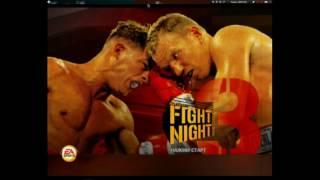 Fight Night Round 3 запуск и настройка