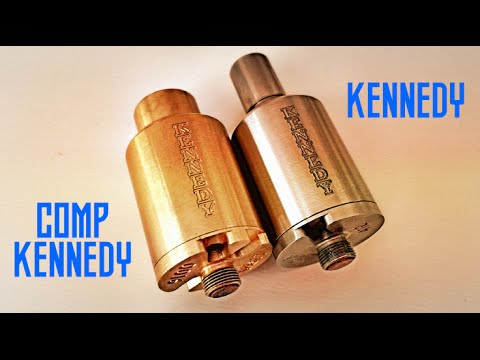 Kennedy & Competition Kennedy RDAs