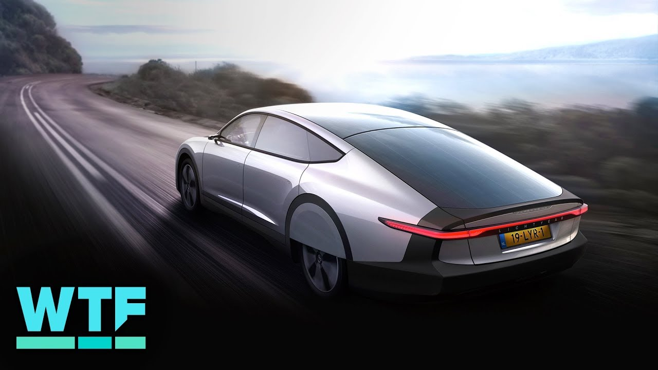 Download Lightyear One: The first solar-powered car you can buy