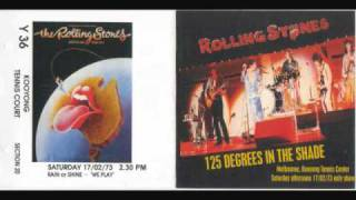 Rolling Stones - Rocks Off - Melbourne - Feb 17, 1973