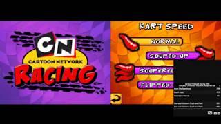 Cartoon Network Racing DS Cobarde de la Copa Soupered 8:49 (WR)