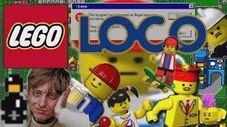 The LEGO LOCO EXPERIENCE