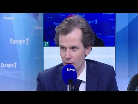 """Guillaume Larrivé sur Patrick Buisson : """"Son cas relève de la psychiatrie"""""""