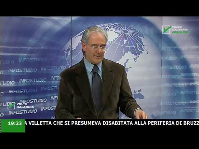 InfoStudio il telegiornale della Calabria notizie e approfondimenti - 13 Marzo 2020 ore 19.15