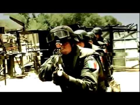 Elite World Cops - Mexican Policía Federál