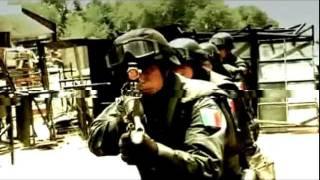 Elite World Cops - Mexican Policía Federál