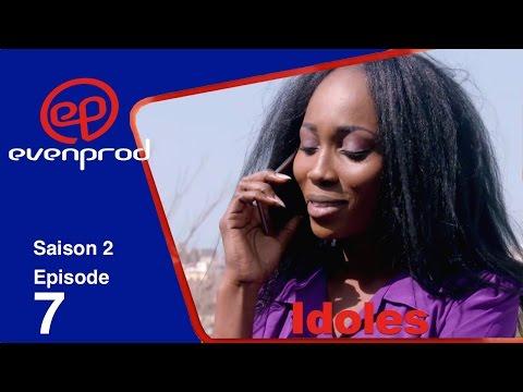 Serie IDOLES - saison 2 - épisode 7
