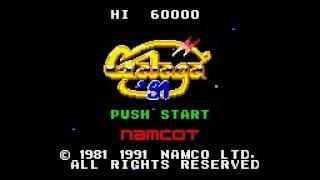 Game Gear Longplay [091] Galaga