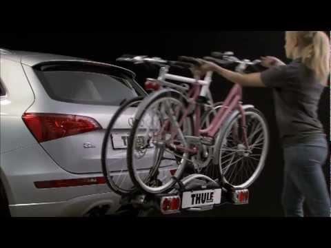 Установка багажника Thule 754 - www.roof-rack.ruиз YouTube · Длительность: 1 мин25 с