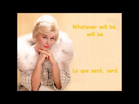 Doris Day - Que Sera, Sera (Whatever Will Be Will Be) Subtitulado español