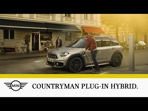 Mini Countryman PHEV - Get Busy by KOYOTIE