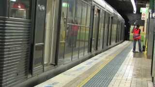 Sydney Trains (metro/tube), incl. station announcements, 1.1.2008, Sydney, Australia, part.1.