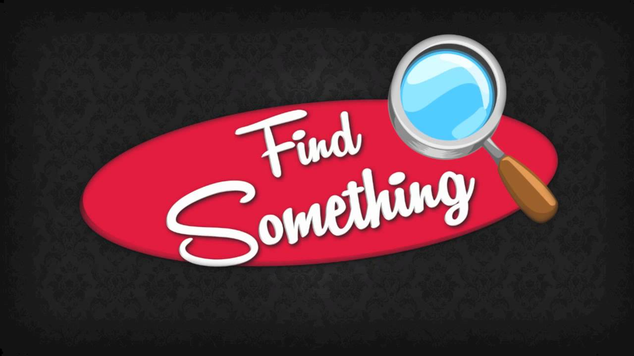 Find Something