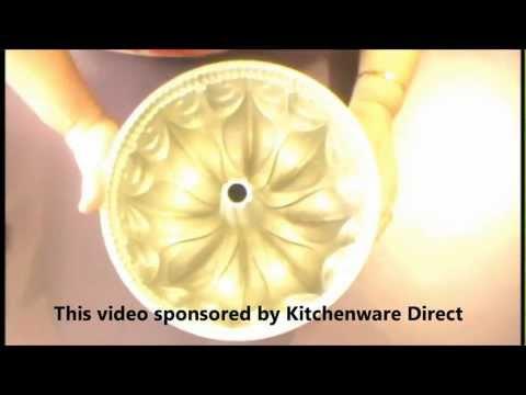 THE BEST DOUBLE CHOCOLATE BUNDT CAKE WITH GANACHE - VIDEO RECIPE