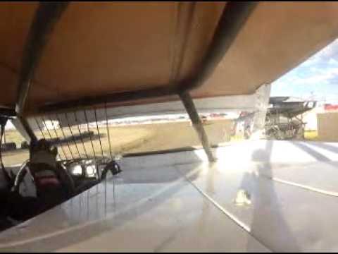 Casper Speedway Mod 4 Heat race 7 24 2015