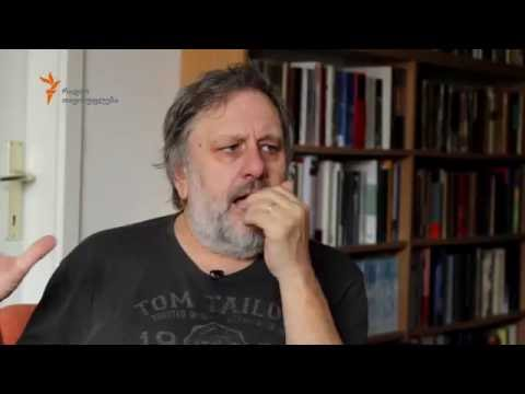 Slavoj Žižek for Red Zone (RFE/RL and GPB) 2016